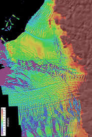 Seattle Elevation Map by West Antarctic Ice Sheet Collapse Is Under Way Uw News