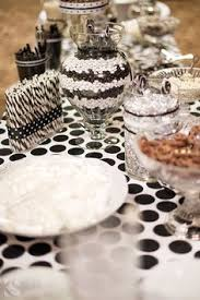 Black And White Candy Buffet Ideas by Black And White Candy Buffet Entertaining Pinterest Buffet