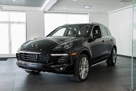 Black Porsche Cayenne - 2017 porsche cayenne s for sale in colorado springs co 17099