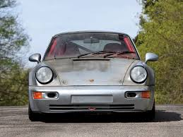 porsche truck 2004 unused 1993 porsche 911 rsr hits auction still covered with the
