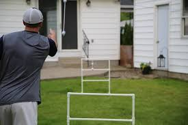 How To Make A Golf Green In Your Backyard by Bring On The Summer Fun With This Ladder Golf Diy Life Storage Blog