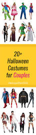 20 halloween couple costume ideas that are super cool
