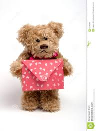 teddy for s day teddy with letter s day stock photo image 12566090