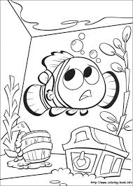 Disney Nemo Coloring Pages Free Coloring Page Disney Nemo Coloring Nemo Color Pages