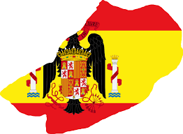 Flags In Spanish File Flag Map Of Spanish Ifni 1958 1969 Png Wikimedia Commons