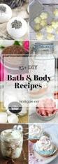 25 diy bath and body recipes