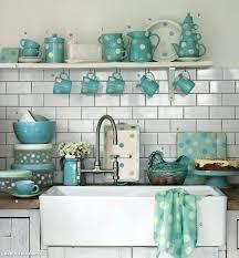 turquoise kitchen ideas aqua kitchen decor sowingwellness co