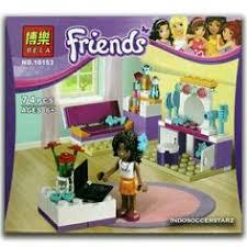 temukan dan dapatkan promo mainan anak lego block bella friends
