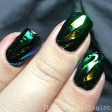 shattered glass manicure the internet u0027s latest nail craze