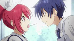 anime action romance shows action with a little bit of romance anime amino