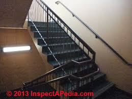 Stair Banister Height Guardrails Guide To Guard Railing Codes Specifications Heights