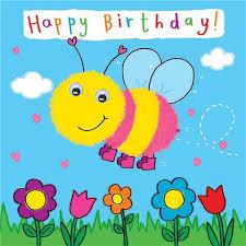 children s cards card invitation design ideas childrens birthday card bee animal
