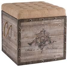 Wood Storage Ottoman Wonderful Cube Storage Ottoman Cube Storage Ottomans Wine Barrel