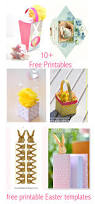 10 free printable easter box and diy templates round up
