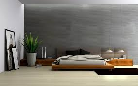 Modern Bedroom Interior Design by Interior Design Wall Paper Home Design Ideas