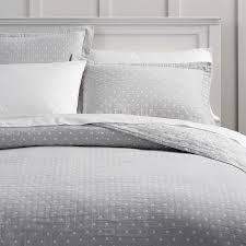 light gray twin comforter dottie mattelasse coverlet sham pbteen