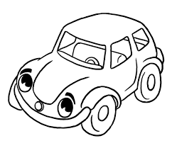 coloring pages small cars simpsons small car coloring