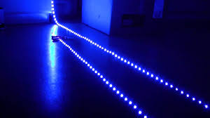 Wohnzimmerlampe Led Farbwechsel Led Band Zu Musik Leuchten Youtube