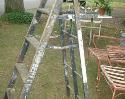 Shabby Chic Clearance by Shabby Chic Ladder Etsy