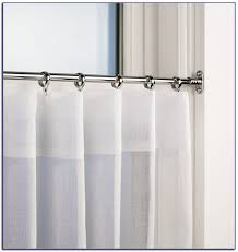 Magnetic Curtain Rod Lowes Curtains Nice Curtain Rods Target For Interesting Home Decoration