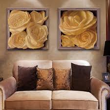 Home Decoration Painting by Popular Rose Art Oil Painting Buy Cheap Rose Art Oil Painting Lots