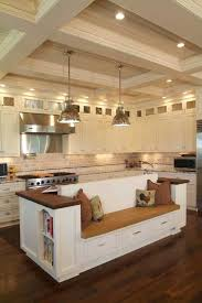 pictures of kitchen islands with seating kitchen island seating colecreates com