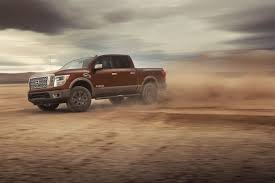 2017 pickup truck of the year 2017 nissan titan