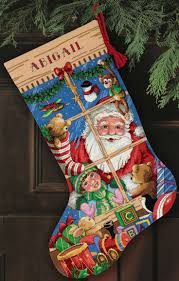 39 best christmas stockings images on pinterest christmas