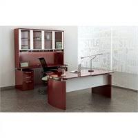 Napoli Reception Desk Mayline Napoli 63