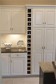 Kitchen Cabinet Wine Rack Ideas Best 25 Kitchen Wine Racks Ideas On Pinterest Built In Wine