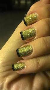 top 10 nail polish trends 2013 swatches two tone french