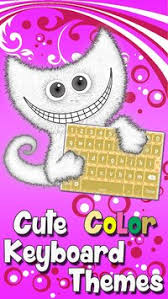 themes color keyboard cute color keyboard themes apk download free entertainment app for