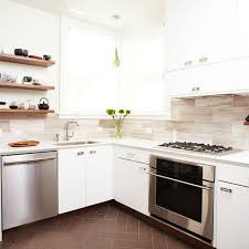 tile backsplashes for kitchens large tile backsplash houzz
