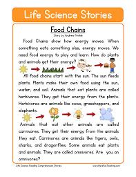 2nd grade reading worksheet page 2 of 4 have fun teaching