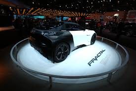 peugeot fractal peugeot at the 2016 paris motor show myautoworld com