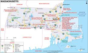 Massachusetts national parks images Massachusetts map map of massachusetts ma jpg