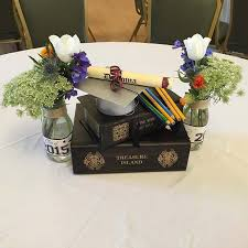 graduation cap centerpieces 21 graduation party ideas any grad will page 2 of 2 stayglam