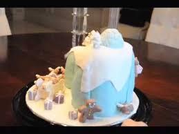 Christmas Cake Decorations Jane Asher by Xmas Cake Decoration Ideas Youtube