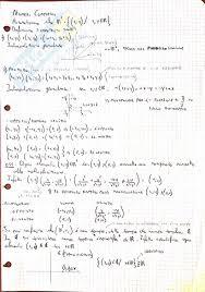 dispense analisi 1 teoria esame appunti di analisi matematica ii