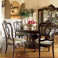 ernest hemingway ernesto u0027s round dining table american home