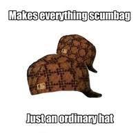 Gucci Hat Meme - scumbag hat know your meme