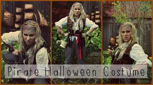 Halloween Jack Sparrow Costume Pirate Halloween Costume Jack Sparrow Inspired Hair Makeup