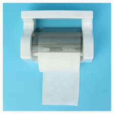 Toilet Tissue Holder by Waterproof Toilet Paper Holder Tissue Roll Stand Box With Shelf