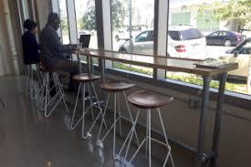 Coffee Bar Table Diy Pipe Furniture Ideas Industrial Furniture Inspiration
