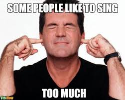 Singing Meme - how to sing without saliva collecting in your mouth visihow