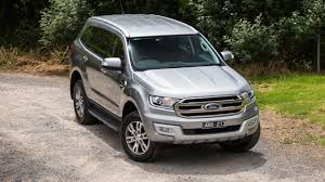 Ford Everest Facelift 2018 New Ford Everest Concept And Model Youtube