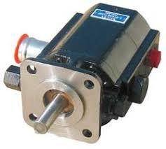 Haldex Barnes Gear Pump Haldex Barnes 1080085 Gear Pump 2 Stage 3600 Rpm 22 Gpm 5zpl6