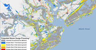 Map Of Treasure Island Florida by New This Hurricane Season Storm Surge Flooding Maps When Storm