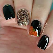 21 amazing thanksgiving nail ideas stayglam