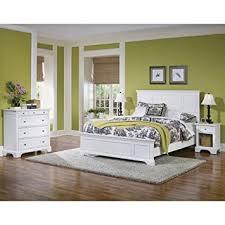 amazon com home styles 5530 5014 naples queen bed night stand